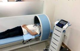 Các loại máy sử dụng trong vật lý trị liệu