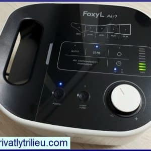 máy nén ép trị liệu suy giãn tĩnh mạch foxyl air 7